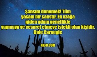 Dale Carnegie Resimli Sözleri