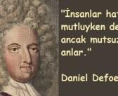 Daniel Defoe: Robinson Crusoe'nun Yaratıcısından Yaratıcı Resimli Sözler