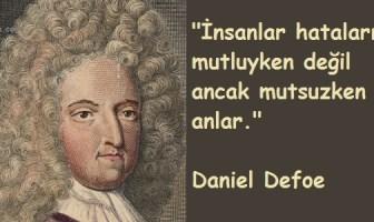Daniel Defoe Sözleri