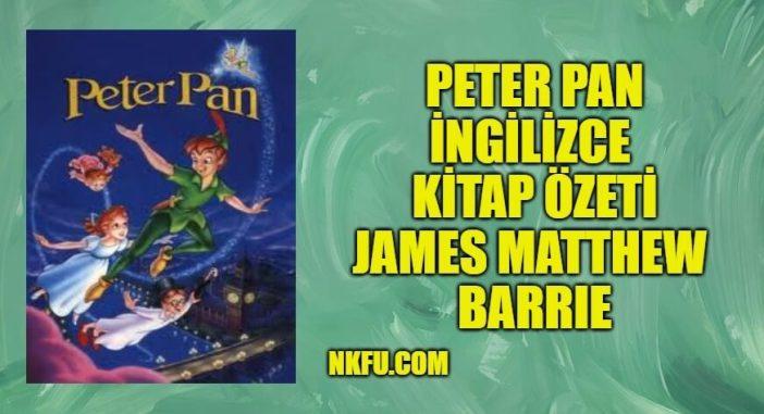 Peter Pan İngilizce Özeti