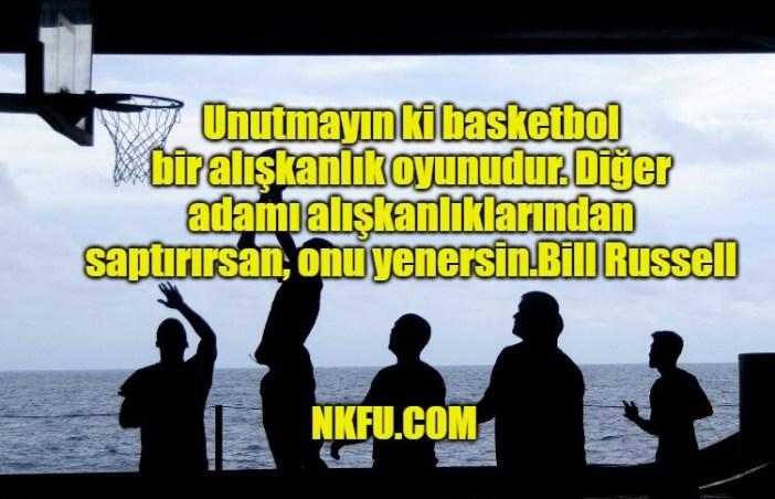 Basketbol İle İlgili Resimli Sözler