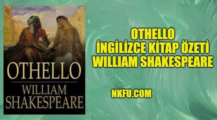 Othello İngilizce Kitap Özeti