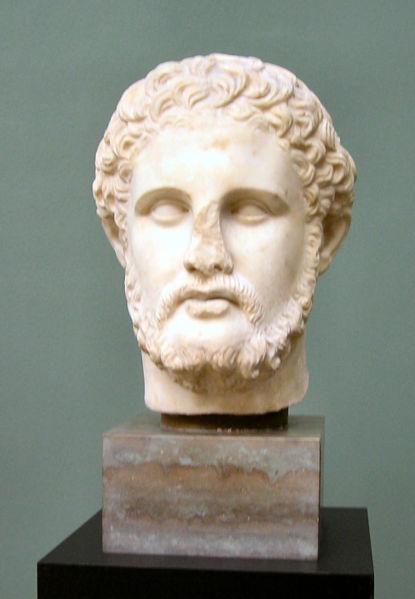 II. Filip Büstü