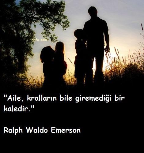 Ralph Waldo Emerson Sözleri
