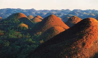 Çikolata Tepeleri