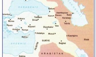 Kasrı Şirin Antlaşması sonrası doğu sınırı