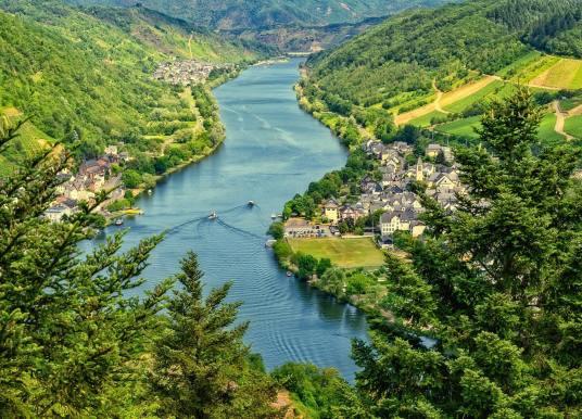 Moselle Irmağı Nerededir? Coğrafi Özellikleri Nelerdir?