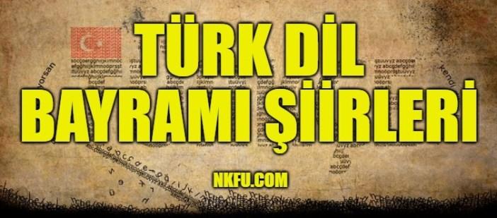 Türk Dil Bayramı şiirleri