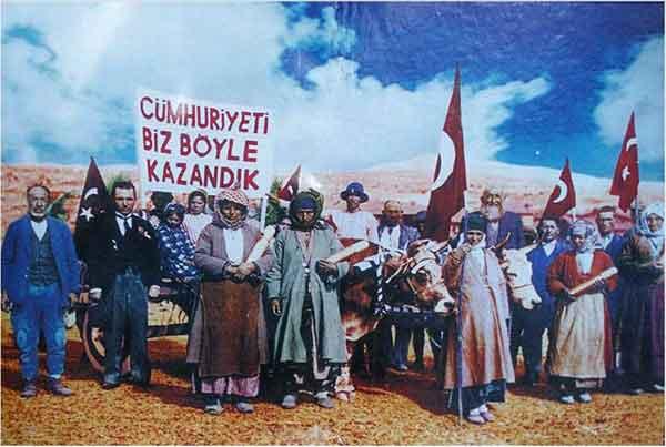 29 Ekim Cumhuriyet Bayramı Şiirleri