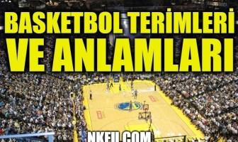 Basketbol Terimleri ve Anlamları