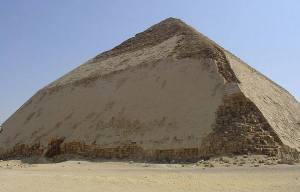 Bükülü (Bent) Piramidi