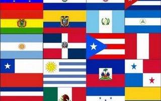 Latin Amerika Ülkelerinin Bayrakları
