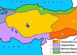 Türkiye'de İklim Çeşitleri Nelerdir? Özellikleri Hakkında Bilgiler