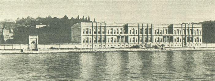 Çırağan Sarayı