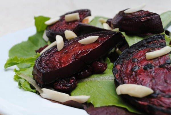 Bademli Pancar Salatası Tarifi