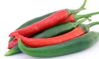 Yeşil ve Kırmızı Biber