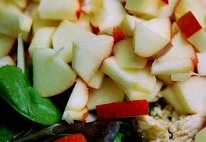 Elma salatası Tarifi