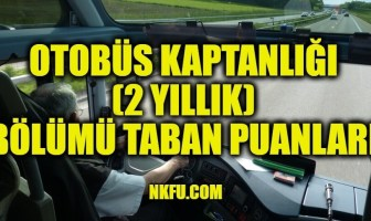 Otobüs Kaptanlığı