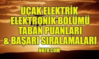 Uçak Elektrik Elektronik