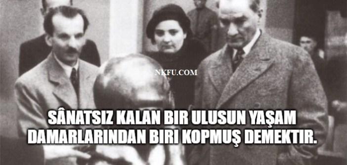 Atatürk sanat