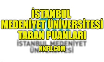İstanbul Medeniyet Üniversitesi