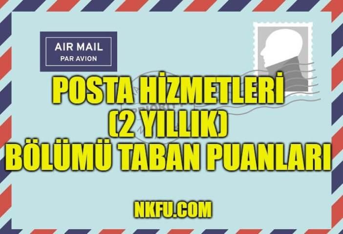 Posta Hizmetleri