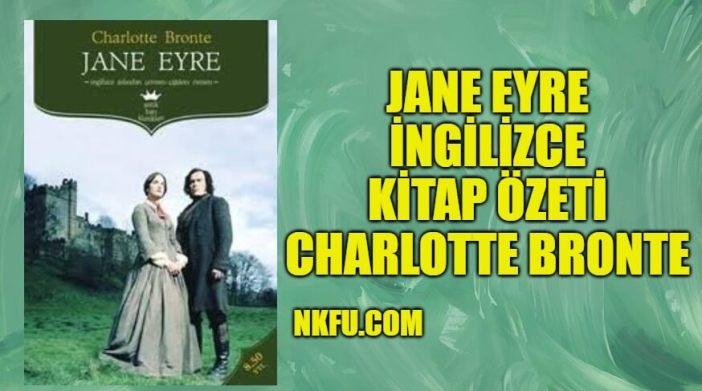 Jane Eyre İngilizce Özeti