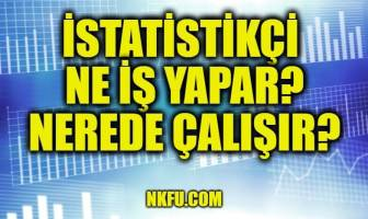 İstatistikçi
