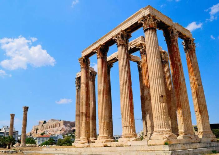 Olympia Zeus Tapınağı