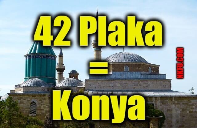 42 Plaka Konya