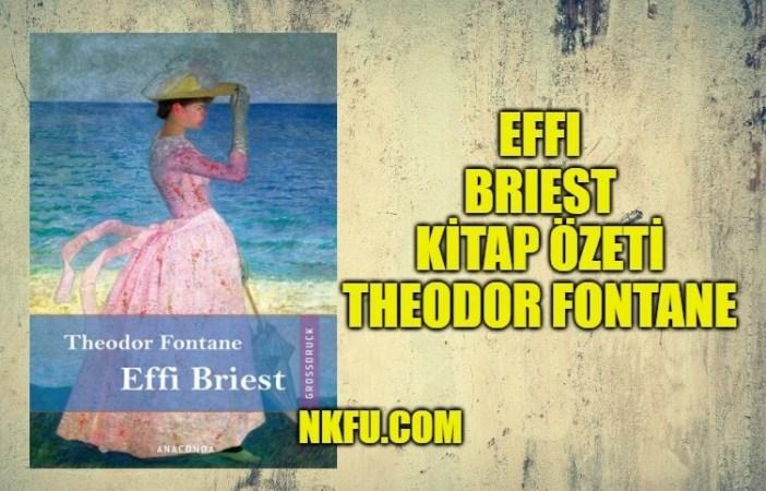 Effi Briest Kitap Özeti