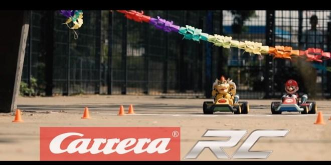 Mario vs. Bowser – Das Carrera RC Karts Duell
