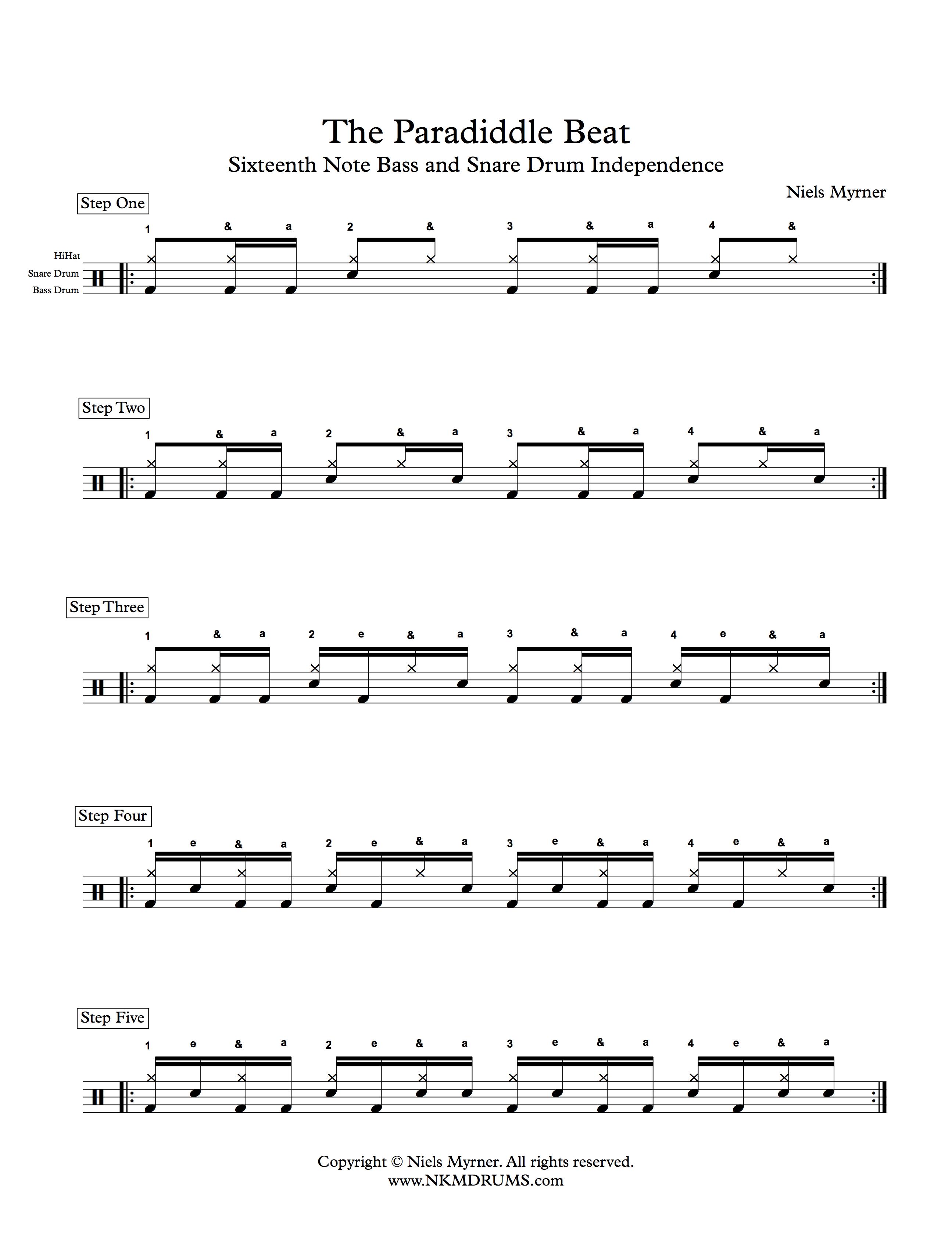Beats | Drum Lessons