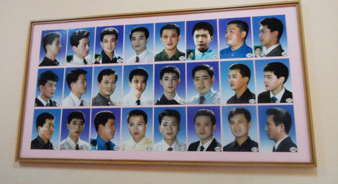 Select Your Hairstyle NK News North Korea News