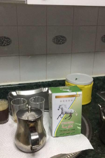 الشاي عند الصحراويين