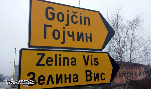 Gojčin Zelina Vis