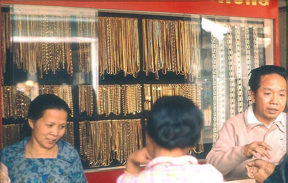 ร้านทองเมืองทอง