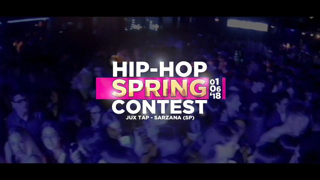 video aftermovie hip hop spring contest