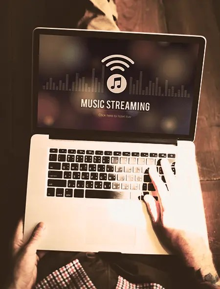 musica streaming editoria discografia