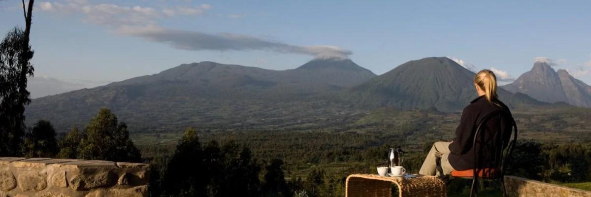 Honeymoon Safari in Uganda, The Virunga Mountain