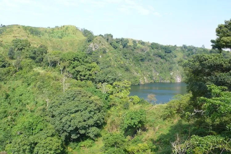 Kibale Crater Uganda