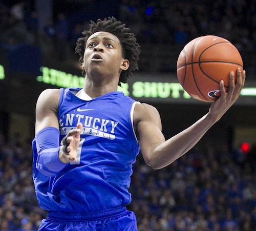 Keith Taylor: De'Aaron Fox steals show, makes good first ...
