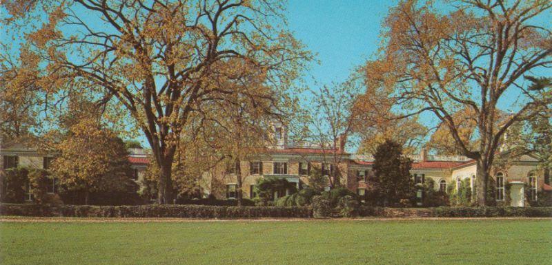 Doughoregan Manor Near Ellicott City Maryland