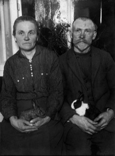 Anonymous photographer and couple, Germany early 20th century.