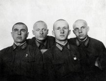 Anonymous photographer and soldiers, Soviet Union mid 20th century.