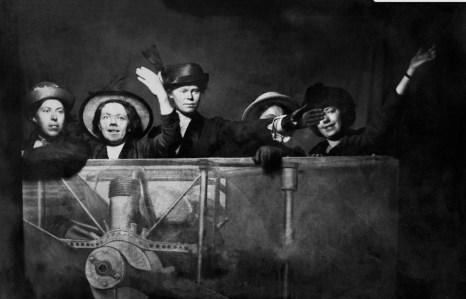 Anonymous photographer, Naarden, the Netherlands, 1914.