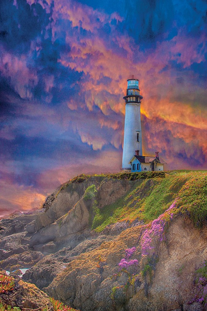 Pillar Point Sunset photo