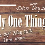 Sisters' Day 2016