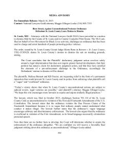 Bennett v County Presser 3.16.16-1