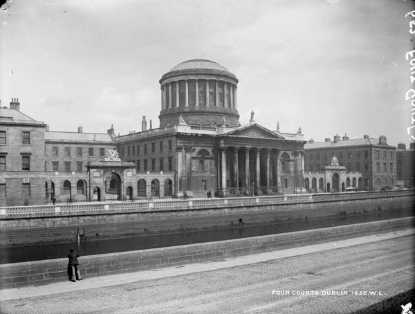 Four Courts (National Library of Ireland)